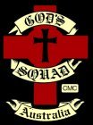 Go to the God's Squad International web site